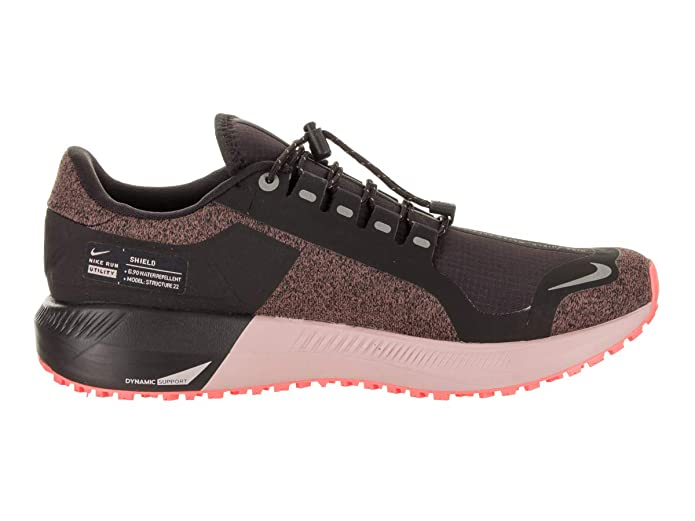 3af8127d1f7f9 Nike Women s W Air Zm Structure 22 Rn Shld Competition Running Shoes   Amazon.co.uk  Shoes   Bags