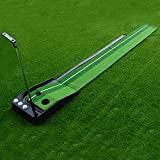 YOOYOO Automatic Golf Putting Practice Device