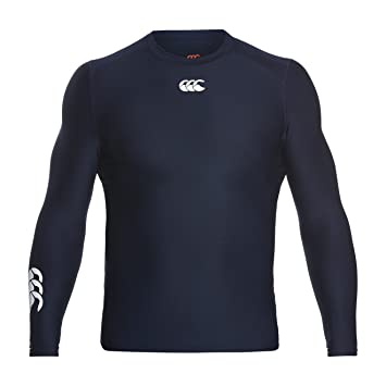 Canterbury Rugby Polo de rugby manches longues homme Noir FR : XXXXL (Taille Fabricant : XXXXL) q9y5o