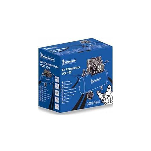 Michelin - Compresor de 100 L, 3 CV - 10 bares: Amazon.es: Bricolaje y herramientas