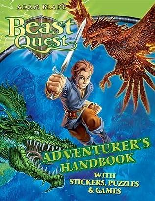 book cover of Beast Quest Adventurer\'s Handbook: v. 1