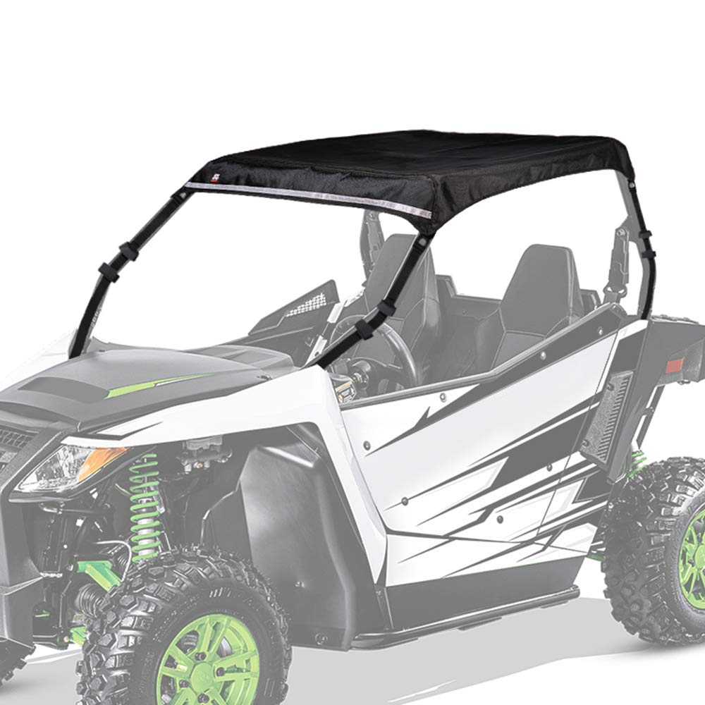 UTV Soft Canvas Roof for 2014-2018 Arctic Cat Wildcat Sport Trail 700 Top Roof by kemimoto