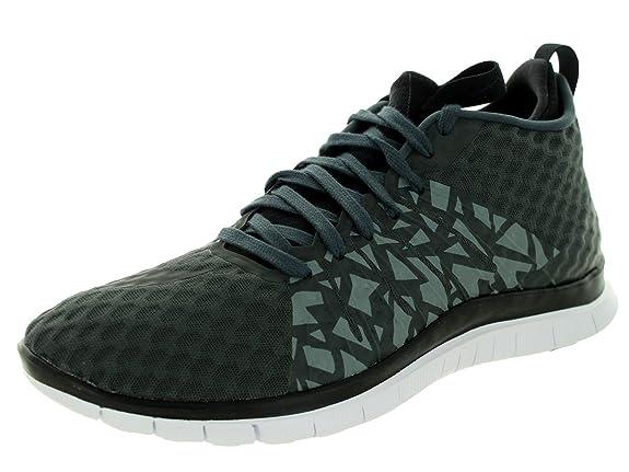 on sale 46bad 70ee5 Amazon.com   Nike Men s Free Hypervenom 2 FC Anthracite Black Cl Grey White  Training Shoe 10 Men US   Fashion Sneakers