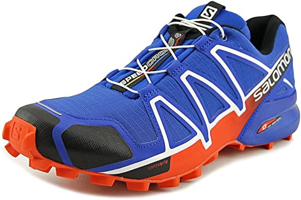 Salomon L38313200, Zapatillas de Trail Running para Hombre: Amazon ...