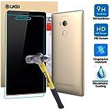 BLU Pure XL Screen protector, KuGi ® Ultra-thin 9H Hardness High Quality HD clear Premium Tempered Glass Screen Protector for BLU Pure XL smartphone (For BLU Pure XL, 1 pcs)