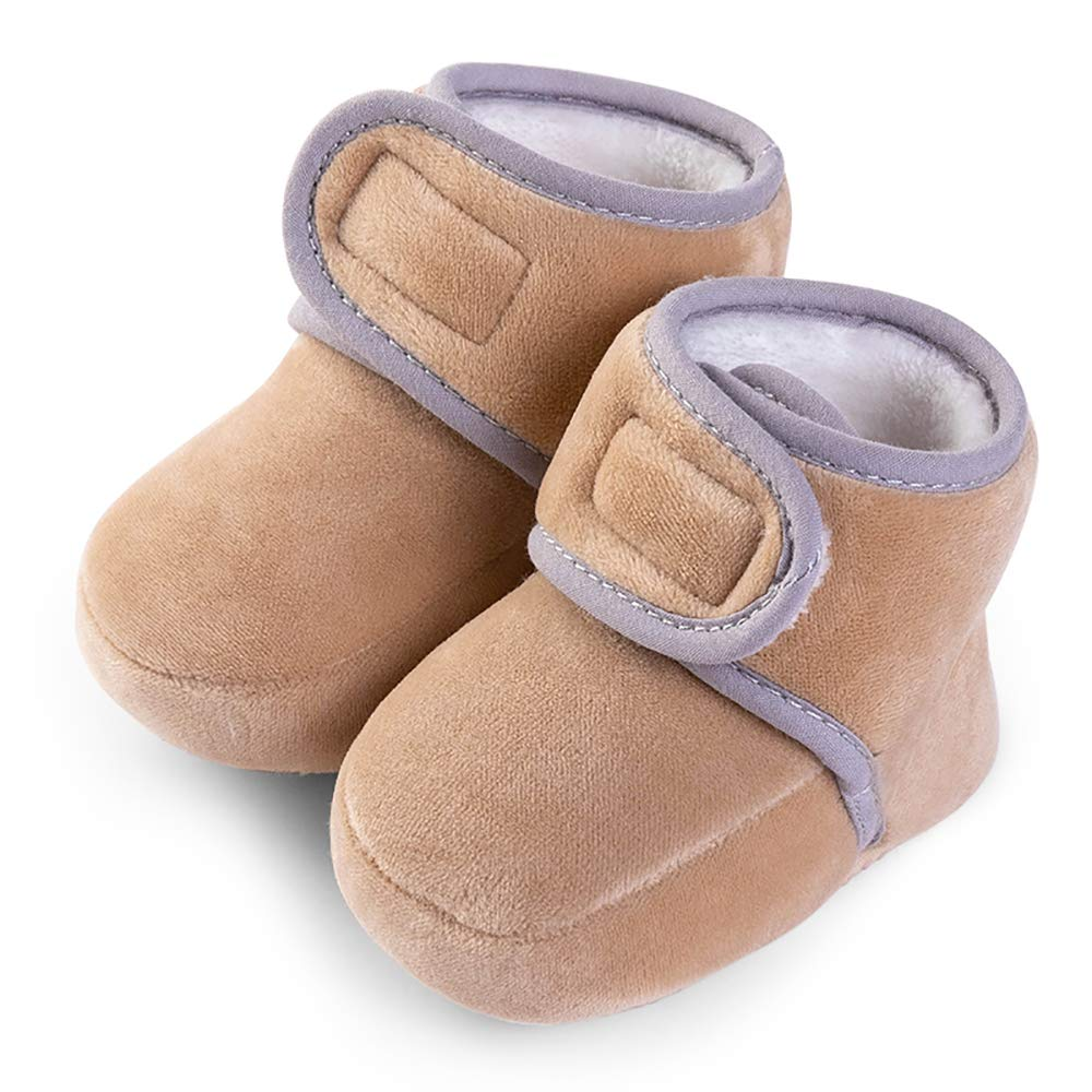 MAGILONA Baby Newborn Shoes Winter Cotton Shoes Unisex Infant Toddler Warm Casual Indoor /& Outdoor Soft Shoes