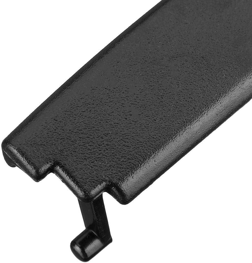Color Name : Black GHDBHFD Couvercle Accoudoirs Vehicules Console Loquet Clip Catch for Audi A3 8P 2003 2004 2005 2006 2007 2008 2009-2012 Pi/èces de Voitures Int/érieur