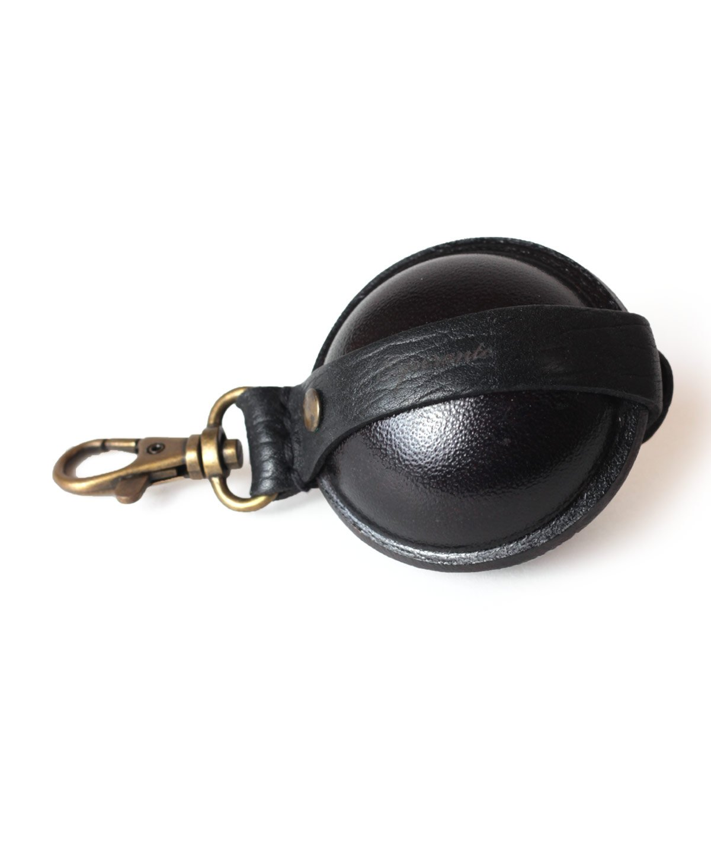 (エスペラント) esperanto [Sサイズ] コインケース 携帯灰皿 マルチケース イングランドサドルレザー メンズ レディース B06ZZ96TYX S|ブラック ブラック S
