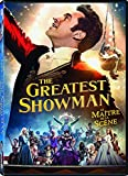 The Greatest Showman DVD Movie Plus Sing-Along 2018