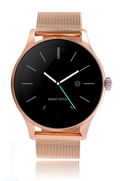 Amazon.com: SmartWild K88H Smart Watch With 1.22 Inch IPS ...