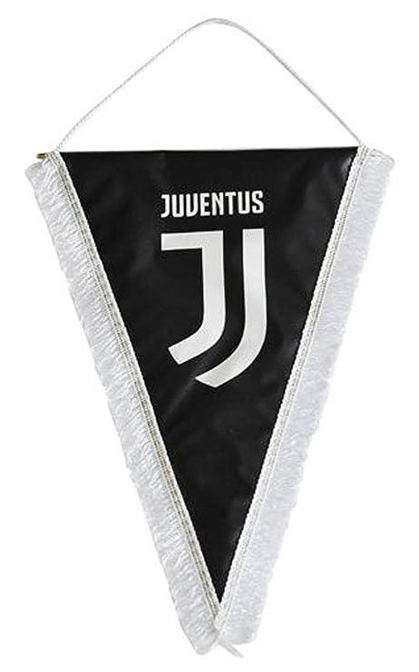 Giemme Articoli Promozionali Gagliardetto Bianco Juve Juventus Cm 28x20 Ufficiale