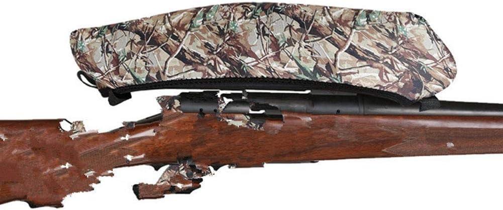 LYXMY Zielfernrohr Abdeckung Anti-Kratzer Sport Durable Stretch Gewehr Jagd Zubeh/ör Tasche Wasserdicht Neopren Halter Gro/ße Schutztasche