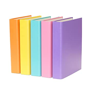 Farbe 20x Ringbuch je 4x grün,weiß,rot,schwarz,blau DIN A5 2-Ring Ordner