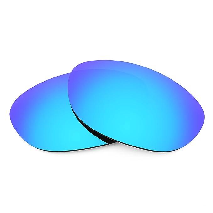 Revant Lentes polarizados para Wiley X Airrage (Azul Hielo) MirrorShield®