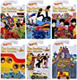 Hot Wheels - Yellow Submarine - Limited Edition Set of 6 Diecast