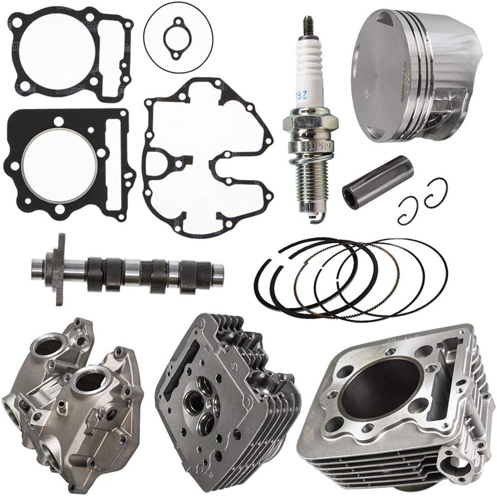 NICHE Cylinder Intake Valve For Honda 1996-2014 Sportrax TRX400EX TRX400X XR400R 14711-KCY-670