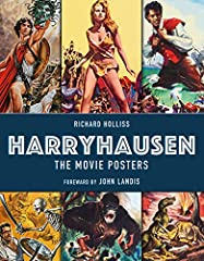 Harryhausen - The Movie Posters showcases the posters from all of Ray's movies, from 1949's Mighty Joe Young, to Clash of the Titans in 1981. There has never been a book published devoted solely to the promotional art associated with the film...
