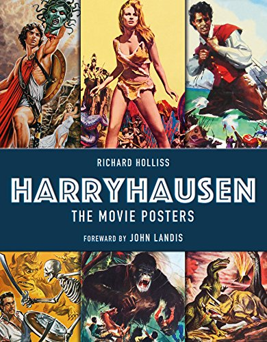 Harryhausen - The Movie Posters - Movie Poster Design