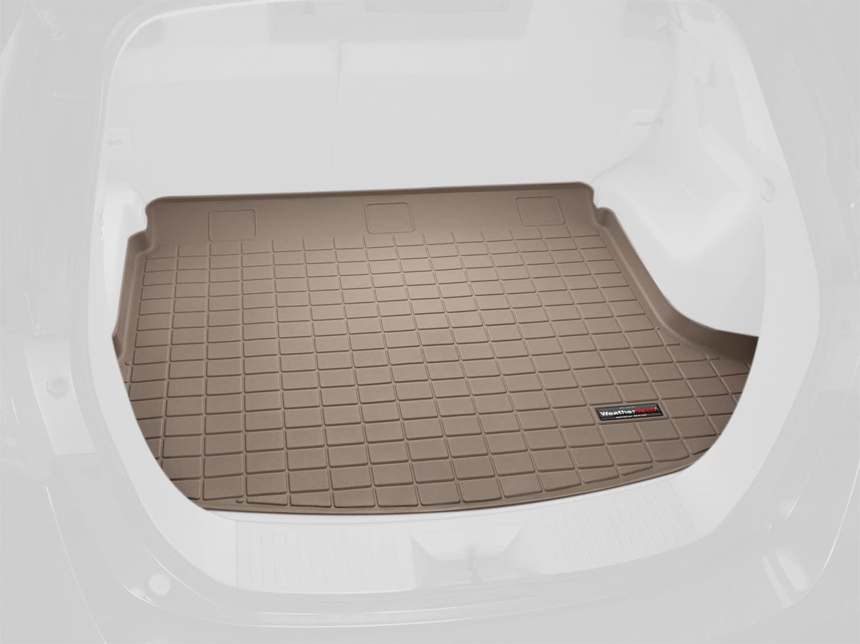 3D Maxpider For 2009-2014 Nissan Murano Kagu Tan Row 2 Floor Liners Set