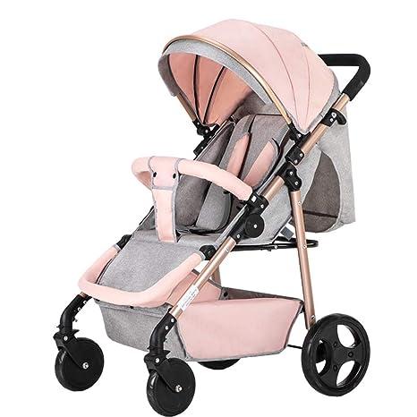 YXCA Baby walker Cochecito De Bebé Ligero Portátil Plegable Simple ...