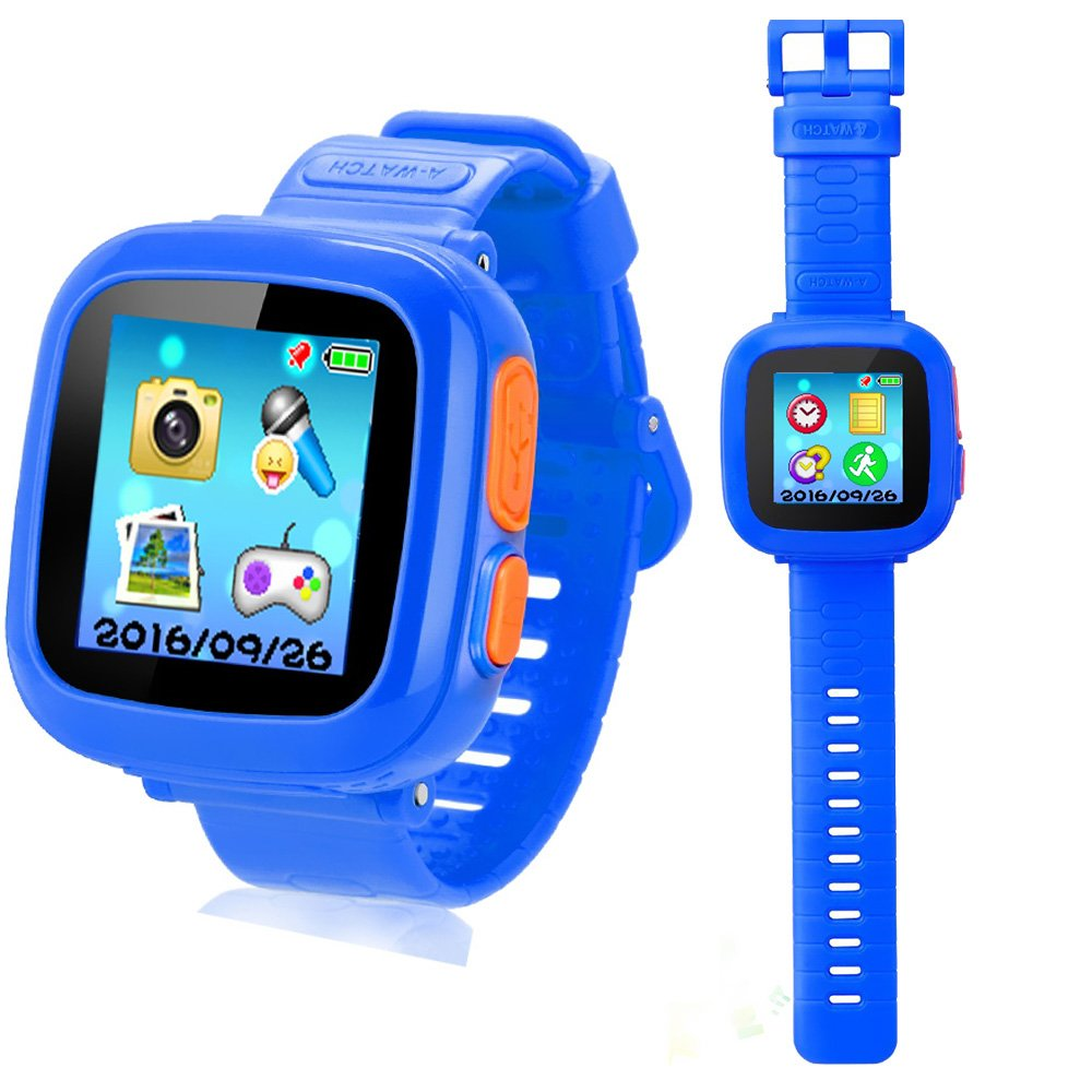 YNCTE Smart Watch for Kids with Digital Camera Games Touch Screen, Cool Toys Watch Gifts for Girls Boys Children by YNCTE (Image #1)