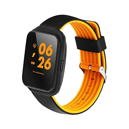 Insense MTK2502 Bluetooth 4.0 Smart Watch with Heart Rate ...