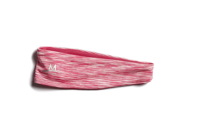 Mission Enduracool Lockdown Cooling Headband, Pink Space Dye