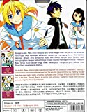 NISEKOI (SEASON 1+2) - COMPLETE ANIME TV SERIES DVD BOX SET (1-32 EPISODES + OVA)