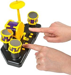 Finger Drum Set  sc 1 st  Amazon.com & Amazon.com: Table Top Games Desktop Drum Set: Toys \u0026 Games