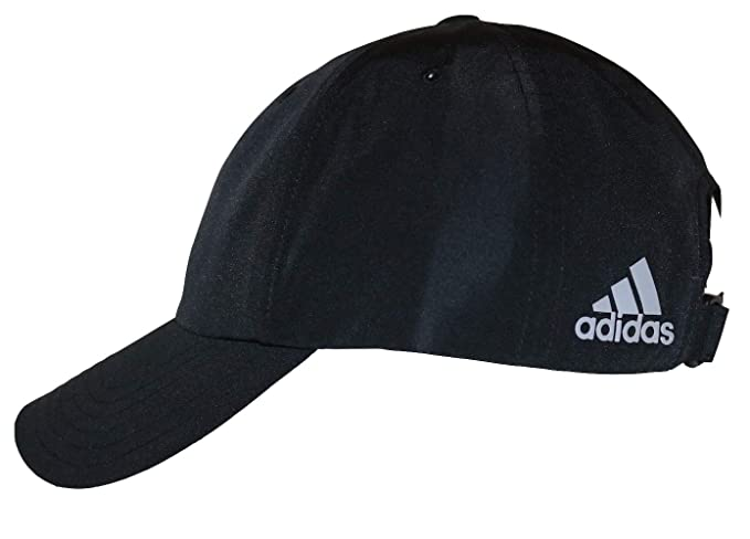 Amazon.com  adidas A605 Performance Poly Relaxed Golf Hat with Rear ... 6df79643019