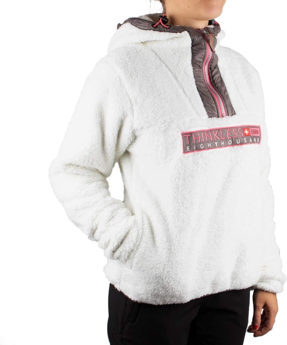 +8000 Huayna 19i Forro Polar Mujer