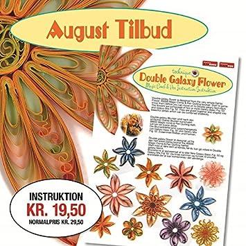 Flower Quilling System Instruktionsheft Karen Marie Klip Anleitung