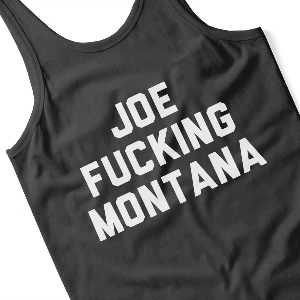 Joe Fucking Montana Womens Vest