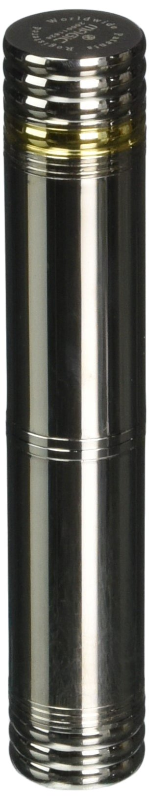 Visol Products VCASE5000 Advance Retractable Stainless Steel Cigar Tube