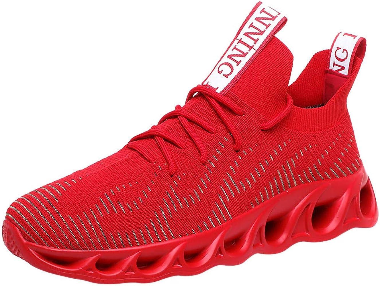 Sameno Street Sneakers Sock Sneakers