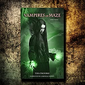 Vampires of Maze Audiobook
