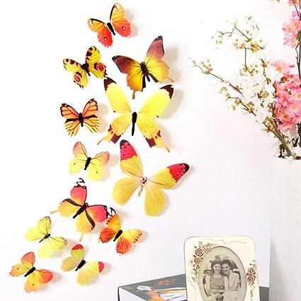 Amazon Orangeskycn Wall Stickers 3D DIY Sticker