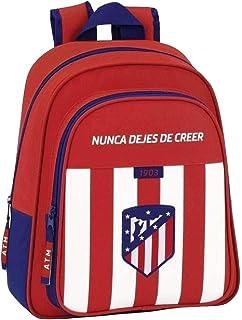 Safta Estuche Doble Cremallera Atlético De Madrid Oficial ...