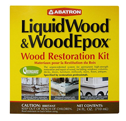 Abatron Wrk60r Wood Restoration Kit, 24 - Liquid Deck