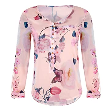 Clearance Youngh 2018 New Womens Blouses Shirts Women Plus Size