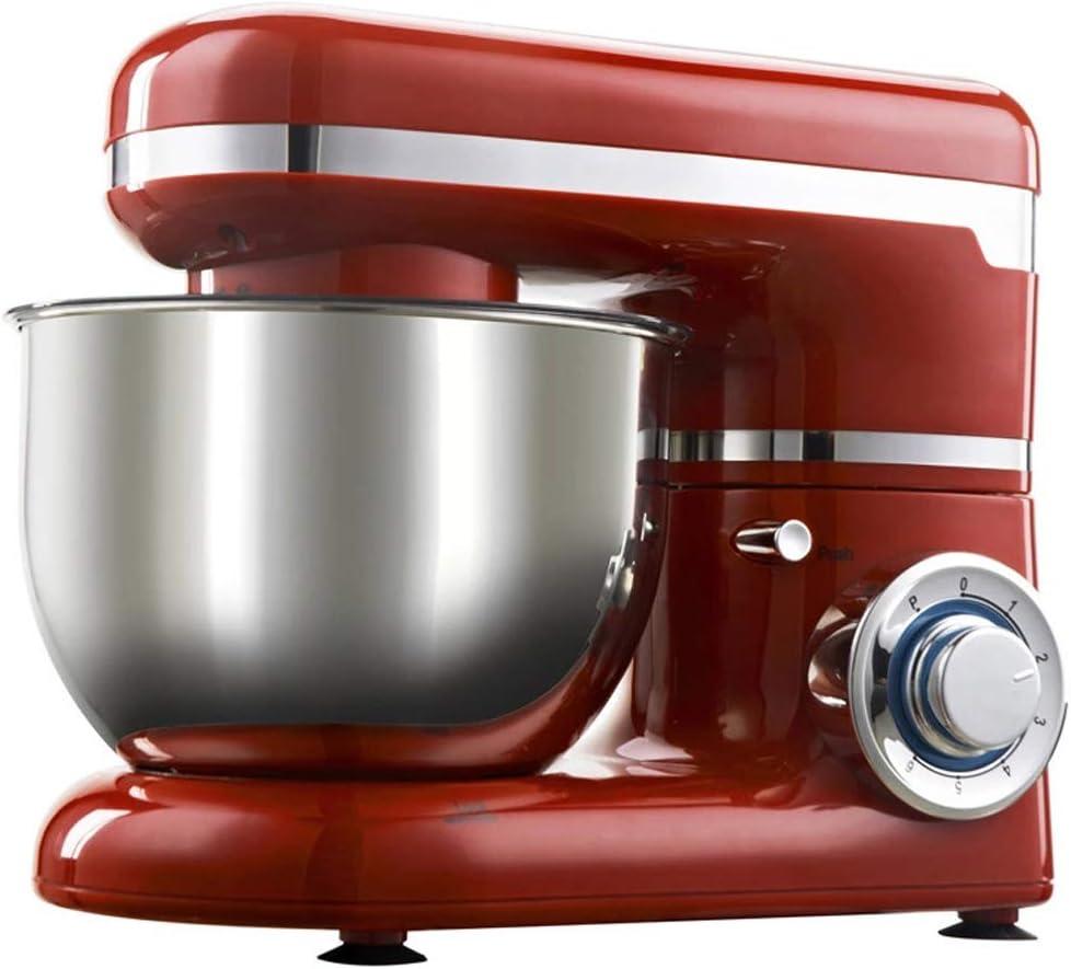 YYBF 4L Amasadora con Bate, 1200W De Acero Inoxidable Bowl, 6 Velocidad Food Kitchen Batidora De Pie Crema De Huevo Batir Blender, La Torta De Masa De Pan Fabricante: Amazon.es