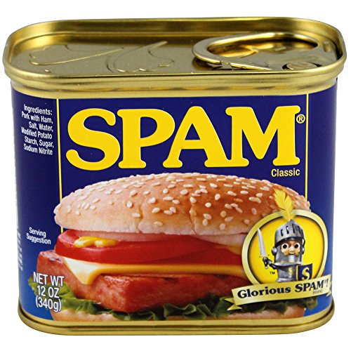 BigMouth Inc Spam Can Secret Safe Looks Real Hides Cash Jewelry And Keys In Your Pantry by BigMouth Inc