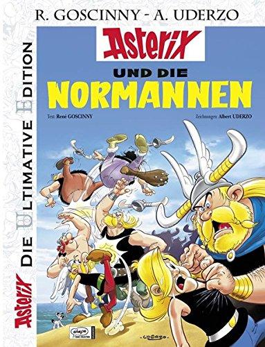 Die ultimative Asterix Edition 09: Asterix und die Normannen (Asterix Die Ultimative Edition, Band 9)