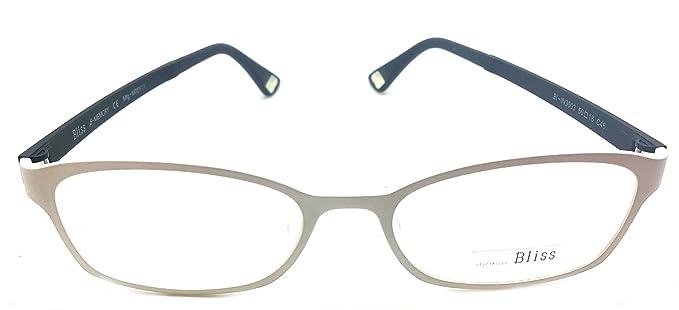51666d6edc6c Image Unavailable. Image not available for. Color  Bliss Prescription Eye  Glasses Frame Ultem Super Light