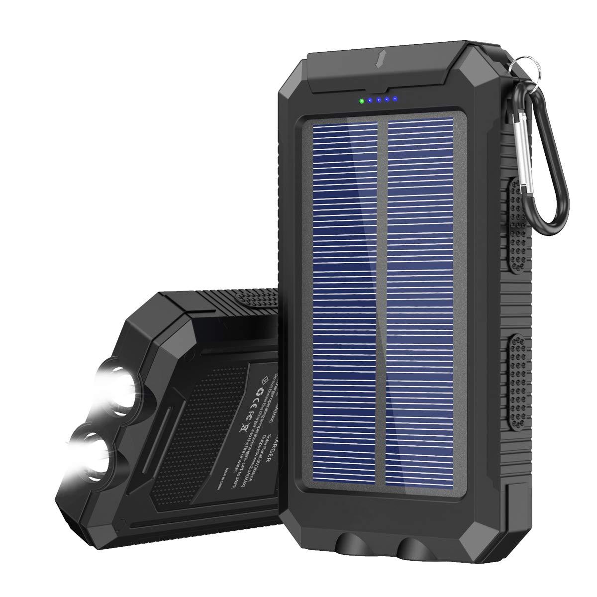 Portable Solar Charger Melitech