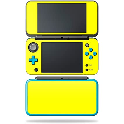 Amazon.com: Piel Para New Nintendo 2DS XL – Solid yellow ...
