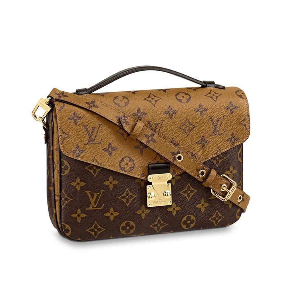 HPASS Pochette Soft Canvas CrossbodyHandbag Tote Bag Shoulder Bag