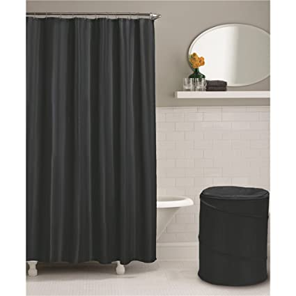 Bathroom Guards Polyester Fabric Shower Curtains Mildewproof Waterproof Easy To Clean Natural Dyes Dyeing Free