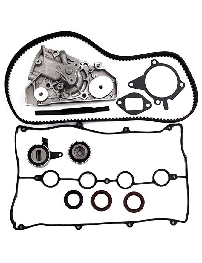 Amazon Com Timing Belt Kit Wwater Pump Fits 1990 1991 1992 1993