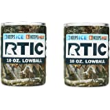 RTIC 10 oz Tumbler, Kanati Camo (2 pack)
